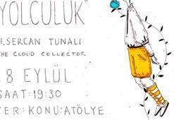 Sercan Tunalının Yolculuk temalı çizimleri Konu:Atölye'de
