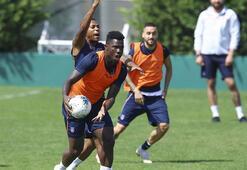 Medipol Başakşehirde Roma maçı hazırlıkları