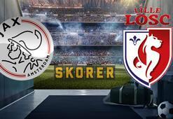 Ajax-Lille Şampiyonlar Ligi maçı bu akşam saat kaçta hangi kanalda