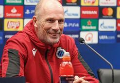 Philippe Clement: Diagne Galatasaraya karşı çok motive