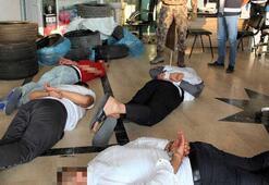 Malatyada organize suç örgütüne yönelik operasyon