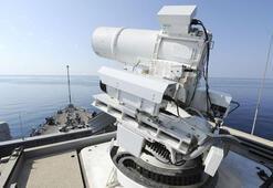 Güney Koreden lazer silahı atağı