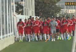 Sivasspor Trabzonspor maçına odaklandı