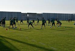 Konyasporda Göztepe maçı hazırlıkları