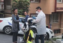 İstanbulda motosikletli dehşet