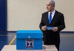 Netanyahuya şok Çoğunluğu elde edemedi