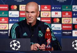 Paris Saint-Germain-Real Madrid maçı öncesi Tuchel ve Zidanedan açıklamalar