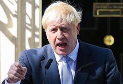 İngiltere Başbakanı Johnson, Veliaht Prens Selman ile görüştü