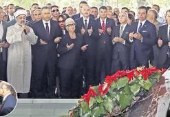 Adnan Menderes ve arkadaşları anıldı