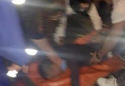 Samsunda yol verme kavgası: 2 kardeş ağır yaralı