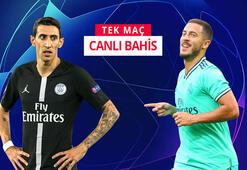 Şampiyonlar Liginde dev kapışma: PSG - Real Madrid...