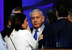 İsrailde sandık çıkış anketlerine göre Netanyahu az farkla geride