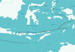 Endonezya açıklarında 5.6 büyüklüğünde deprem