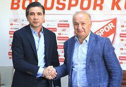 Boluspor, Osman Özköylüye emanet