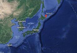 Japonyada balıkçı teknesi alabora oldu