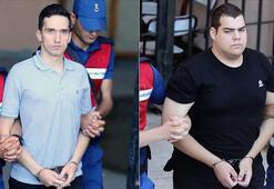 Sınırı geçen Yunan askerleri hakkındaki soruşturma tamamlandı