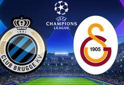 Club Brugge Galatasaray maçında 11ler belli oldu