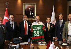 Karşıyaka Stadında ihale aşaması kaldı