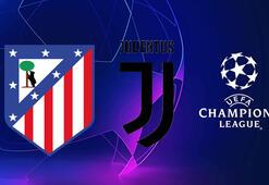 Atletico Madrid-Juventus maçı bu akşam saat kaçta hangi kanalda (Şampiyonlar Ligi)