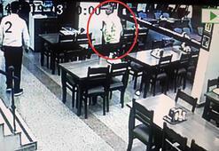 Şevket Çoruha saldıranların restoranı birbirine kattığı görüntüler ortaya çıktı