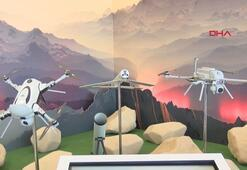 Yerli milli kamikaze drone KARGU savaşa hazır halde