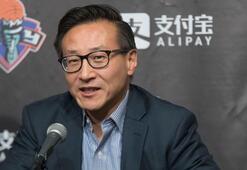 Brooklyn Netsin yeni sahibi Tsai
