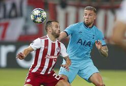 Valbuena durmuyor Bu kez Tottenhama...