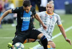 Feghouli ve Luyindamadan Club Brugge değerlendirmesi