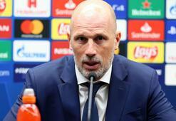Club Brugge Teknik Direktörü Clement: Bir bariz penaltı vardı
