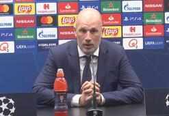 Club Brugge Teknik Direktörü Clement:Bir bariz penaltı vardı