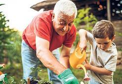 Yaşlıların hayali 'sakinlik ve aile'