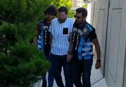 """İstanbul trafiğinde """"slalom"""" yaparak terör estiren maganda yakalandı"""