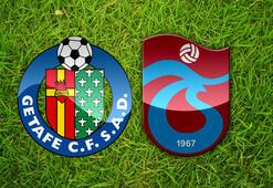 Getafe-Trabzonspor maçı bu akşam saat kaçta hangi kanalda şifresiz mi