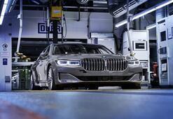 BMW i7 özellikleri BMW i7 nasıl olacak