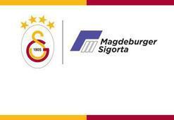 Galatasaraya yeni sponsor: Magdeburger Sigorta