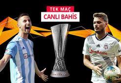 Beşiktaşın rakibi Slovan Bratislava Canlı bahis heyecanı Misli.comda
