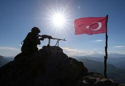 4ü kadın 6 PKKlı terörist teslim oldu