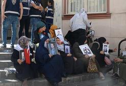 HDP önündeki eylemde 17nci gün; aile sayısı 42 oldu