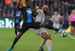 Belçika basını, Club Brugge-Galatasaray maçını böyle gördü...