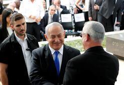 Netanyahudan Gantza koalisyon çağrısı