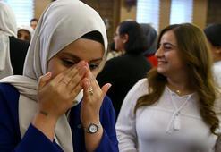 Sevinç gözyaşları 425 kişinin ataması yapıldı