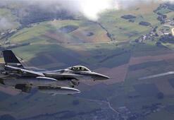 Son dakika... Dünya şokta Belçika F-16sı Fransada düştü