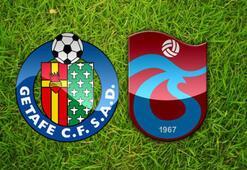 Trabzonsporun ilk 11i belli oldu Getafe Trabzonspor maçı şifreli mi hangi kanalda canlı izlenecek