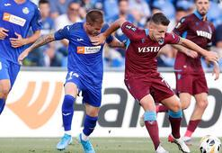 Getafe - Trabzonspor: 1-0