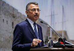 Fuat Oktay: Doğu Akdenizdeduruşumuzu sürdüreceğiz