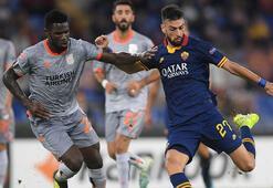 Roma - Başakşehir: 4-0