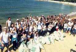Türkiye'nin çöpünü gönüllüler topluyor