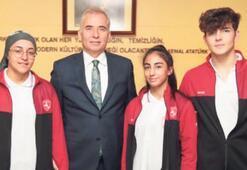 Başkan Zolan, millileri Balkan Şampiyonası'na uğurladı