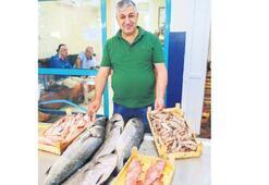 Egeli balıkçılar sezona iyi başladı