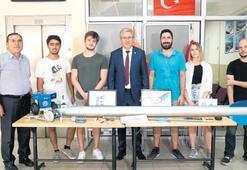Egeli öğrenciler festivalin davetlisi